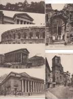 LOT DE  27   CPA DE NIMES - Nîmes
