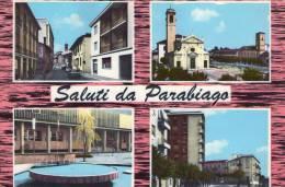 PARABIAGO...VEDUTINE...LOMBARDIA - Altre Città