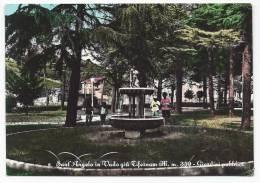 Sant´Angelo In Vado - Giardini Pubblici - H560 - Pesaro
