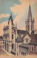 France Dijon Ensemble de l'Eglise Notre Dame