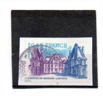 FRANCE   0,45    Année 1979     Y&T: 2064     (sur Fragment Oblitéré) - France