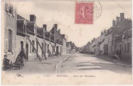 Decize - Rue De Moulins - Decize