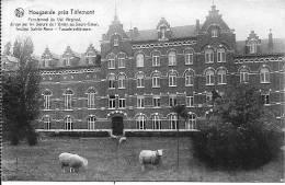Hougaerde 6: Pensionnat Du Val Virginal... Façade Extérieure 1928 - Hoegaarden