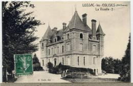 LUSSAC LES EGLISES - France