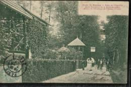 Cpa De 1905  Foret De Meudon.  Bois De Chaville, Animée - Meudon