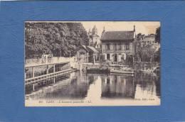 CPA - CAEN - L'ancienne Passerelle - Caen