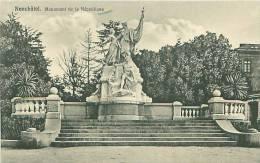 NEUCHATEL - Monument De La République (Phototypie Co., Neuchâtel) - NE Neuchâtel
