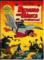 Comic  -  Bernard Und Bianca , Die Mäusepolizei - Die Schönsten Disney Geschichten Nr. 1 , Ehapa Verlag - Books, Magazines, Comics