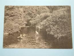La Lesse à Neupont / Anno 1931 ( Zie Foto Voor Details ) !! - Wellin