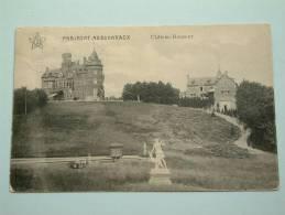 Fraipont-Nessonvaux Château Hauzeur / Anno 1914 ( Zie Foto Voor Details ) !!