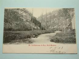 Les Environs De Huy - Petit Modave - Anno 1903 ( Zie Foto Voor Details ) !! - Hoei