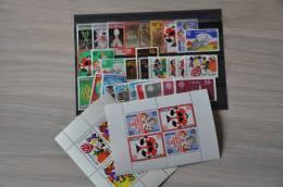 B135 ++ ANTILLES 1977 JAARSET YEAR SET NVPH 531-62 POSTFRIS MNH CAT 39€ - Postzegels