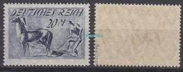 D.R.Nr.176b,postfrisch,gep. - Germany