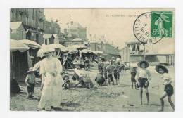 CABOURG - Sur La Plage - Cabourg