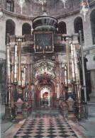 * * JERUSALEM * * Eglise Du Saint Sepulchre, Intérieur ( Carte Vierge ) - Israel
