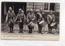 NOUVELLE TENUE DE L INFANTERIE - Guerre 1914-18