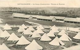 LE VALDAHON - Lot 10 CPA Sur Le CAMP D' Instruction - Vues Générales Des TENTES Et Divers - 10 Scans - Non Classés