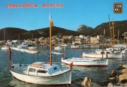 Espagne > Islas Baleares > Mallorca- Puerto ANDRATX (Andraitx)  (port Bateau Bateaux)   *PRIX FIXE - Mallorca