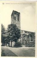 Lessines - Eglise St-Pierre -Ruines De L'incendie Du 11 Mai 1940  ( Voir Verso, Particulier ) - Lessen