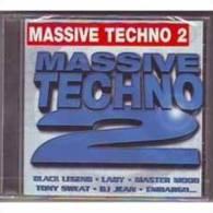 Massive Techno  2  °°°   Cd - Dance, Techno & House