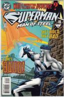 DC Superman Man Of Steel 71 ... She´s Baud! - DC