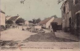 // 70 NEUREY - EN - VAUX / ENTREE DU PAYS - France