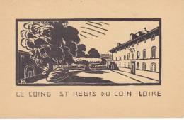 ST REGIS DU COIN-le Coing - France