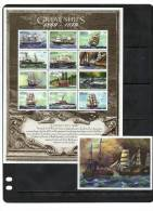 GRENADA GRENADINES, SHIPS,STEAMERS, SHEETLET + S/SHEET , MNH - Boten