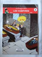 Les Aventures De Lombock Et Les Vampires. N°2. Berck Daniel. 32 Pages. Ed. Bedescope. E.O. 1979. Très  Bon état. - Books, Magazines, Comics