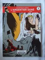 Les Aventures De Lombock. L'Argentier Doré. N°1. Berck Daniel. 32 Pages. Ed. Bedescope. E.O. 1979. Très  Bon état. - Livres, BD, Revues