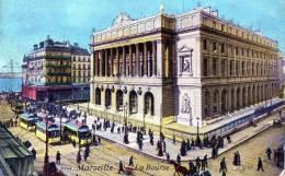 LA BOURSE - Marseilles