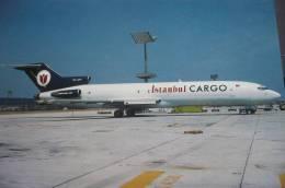ISTAMBUL CARGO  B 727 230F   TC AFV - 1946-....: Moderne