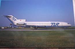 TUR / TUR AVRUPA HAVA YOLLARI    B 727 200  TC TUR
