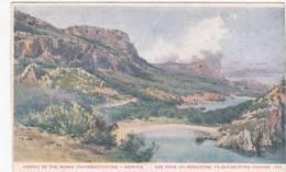 GREECE - CORFOU - VIE PRISE DU MONASTERE PALEOCASTRITSA - Greece