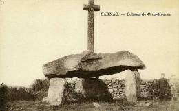 56 - CARNAC Dolmen De Cruz Moquen - Carnac