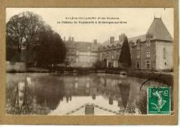 Sillé-le-Guillaume (Sarthe) Aux Environs, Le Château De Foulletorte. - Sille Le Guillaume