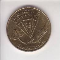 Monnaie De Paris - 2006 - Nausicaà - Boulogne-sur-mer - La Mer Est Sur Terre - Monnaie De Paris