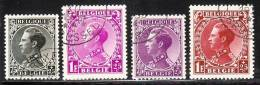 390/93  Gestempeld  Cote 44,00 Euro - Used Stamps