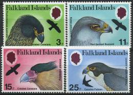 Falkland 1980 - Faune, Oiseaux - 4v Neufs*** (MNH) - Falkland