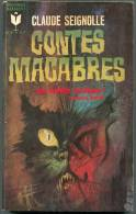 "MARABOUT FANTASTIQUE N° G 244 "" CONTES MACCABRES "" CLAUDE-SEIGNOLLE - Marabout SF"