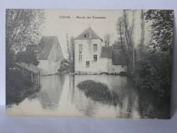 CPA 58 Nièvre - COSNE - Moulin Des Tourneurs - Cosne Cours Sur Loire