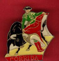 23936-pin's Corrida.taureau. - Feria