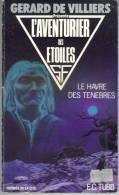 Le Havre Des Ténèbres Par E. C. Tubb - L´aventurier Des étoiles N°16 - Presses De La Cité - Plon