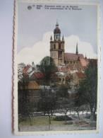 HALLE - Algemeen Zicht Op De Basiliek - HAL - Vue Panoramique De La Basilique - Halle