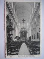 HOEGAARDEN - Middenbeuk Der Sint-Gregorius Kerk - Hoegaarden