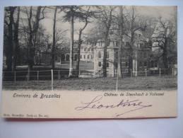 VOLLEZEEL - Environs De Bruxelles - Château De Steenhault à Vollezeel - Nels, Bruxelles Série 11 N° 203 - Galmaarden