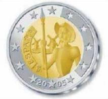 2 Euro Commémorative Espagne 2005 - Espagne