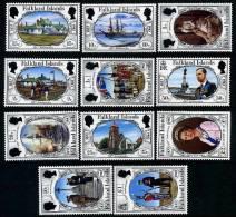 Falkland 1983 - 150e Ann Occupation Britannique Aux Iles Falkland  - 11v *** (MNH) - Falkland