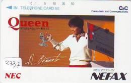 Télécarte Japon * TELEFONKARTE JAPAN * GOLF  * (2737) *  SPORT * PHONECARD * - Sport