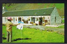 RB 880 - Postcard - Artist C.J. Taylor At Easdale & Seil Island Argyllshire Scotland - Argyllshire